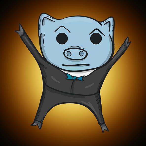 Well...This little piggy...