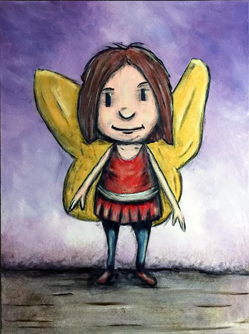 Eve the fairy